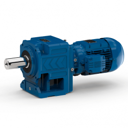Helical geared motors - Serie H